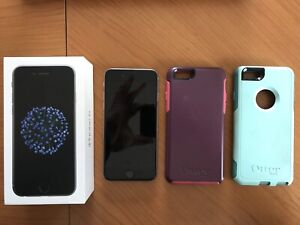 IPhone 6 16gig with Otterboxes