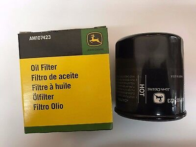 JOHN DEERE GENUINE  OIL FILTER