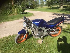 1997suzuki gs500