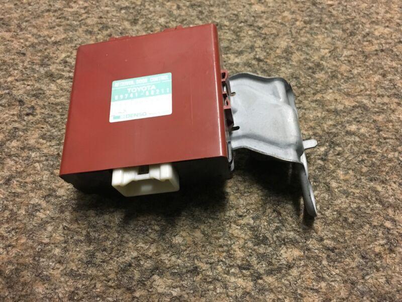 LEXUS LS400 RECEIVER DOOR CONTROL MODULE 89741- 50211 - 151300-5450