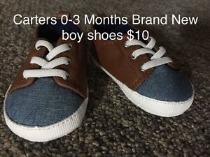 Baby Boy shoes New and Used