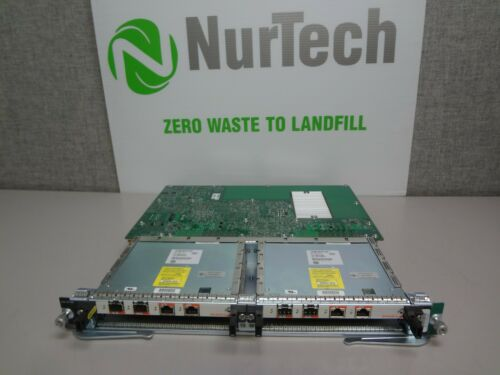 Cisco 7600 Series 7600-sip-400 Interface Processor W/ 2x-spa-2x1ge-v2 Module