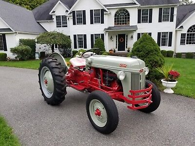 1951 Ford 8n Farm Tractor