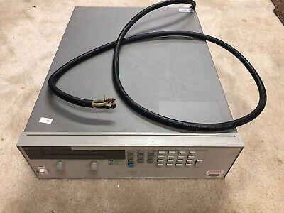 Agilent Hp 6574a 0-60v 0-35a 2000w Single Output Dc Power Supply