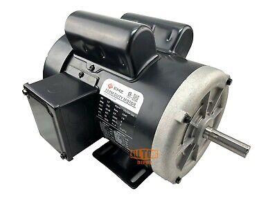 1.5 Hp Farm Duty Single Phase Electric Motor 1725 Rpm 56 Frame Tefc 115230 Volt