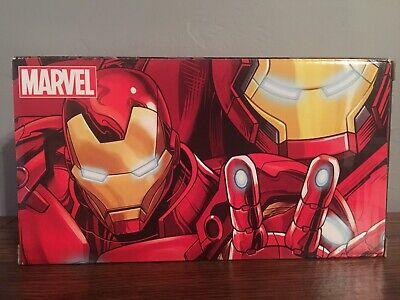Iron Man & Hulkbuster RARE 2-Car Set Hot Wheels 2017 RLC Exclusive Acrylic Case