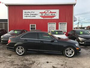 2013 Mercedes Benz C-Class C 300 4Matic AWD SUNROOF