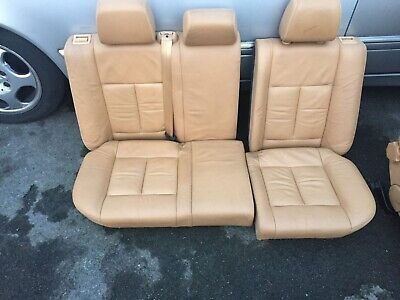 Skoda octavia Mk1 leather seats