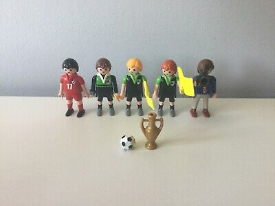 Playmobil Football Figures (SET OF 5)