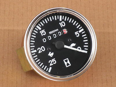 Tachometer Wlight Oem Quality For Massey Ferguson Mf 230 231 240 250 253 255