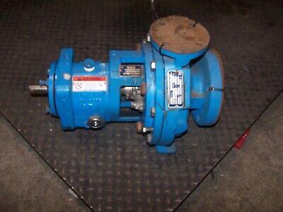 New Goulds 3196 Ductile Iron Ss Centrifugal Pump 1.5x3-8