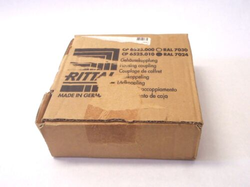 RIttal RAL 7024 Housing Coupling with Hardware