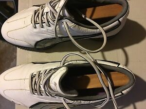 2 pair Puma golf shoes. Men's size 8. Spring is coming