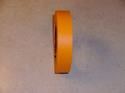 1 Inch Orange Masking Tape - 180 Foot Roll