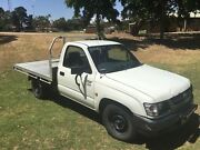 2004 TOYOTA HILUX workmate Gumeracha Adelaide Hills Preview