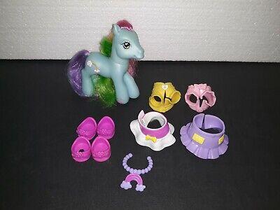 My Little Pony Petit Poney Mein Kleines Pony G3 Dress Up Rainbow Dash Dance Time ()