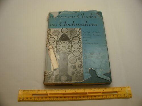 Book 729 - Pennsylvania Clocks and Clockmakers