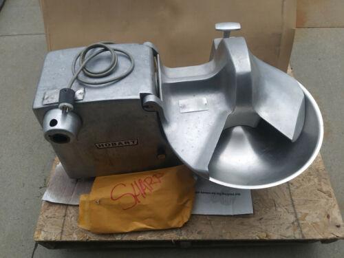 Hobart 84186 bufflo food cutter chopper processor