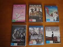 Assorted Blu-ray's & DVD's - BRAND NEW Marangaroo Wanneroo Area Preview