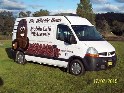Mobile Cafe for sale