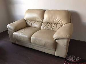 2 seat leather sofa Liverpool Liverpool Area Preview