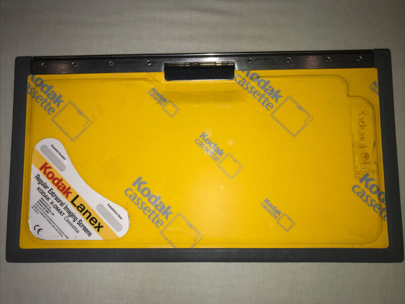 15 X 30 cm Pano X-rays Cassette Kodak Lanex Regular Extraoral Imaging Screens