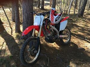 2008 crf450 to trade or sell