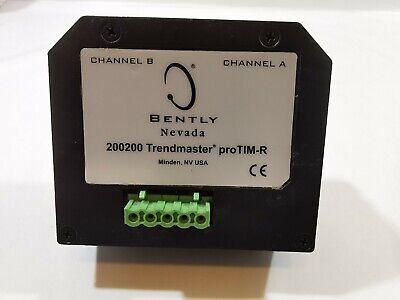 Bently Nevada 200200 Trendmaster Protim-r
