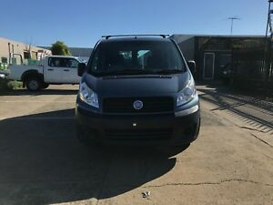 2011 Fiat Scudo WITH REGO RWC WARRANTY SAVE $$$ HERE $$$ BEST BUY Melton Melton Area Preview