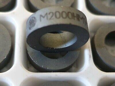 Toroidal Ferrite Core Inductor Coil Formchoke Ring 20x12x6 Nos Ussr Lot 10pcs