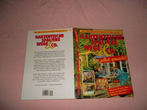 Gartenteiche Spaliere Wege & Co. - Dietrich Engelhard, 1998 Compact geb/HC