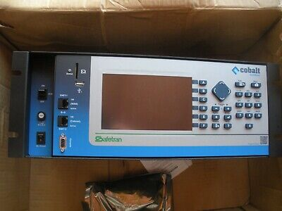 Safetran Econolite Cobalt Rack Mount Traffic Controller Cobrm21120110000