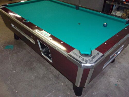 Valley ZD8 7 ft.  coin op pool table  #PT237