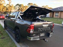 2015 Toyota hilux sr5 4x4 premium leather interior diesel 15000km Riverstone Blacktown Area Preview