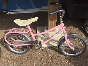 Classic Girls Bicycle Rapido Pink Bike