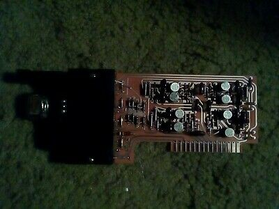Hp 3440a Parts From Nixie Display Meter - 1 Nixie Tube Display Driver Pc Board