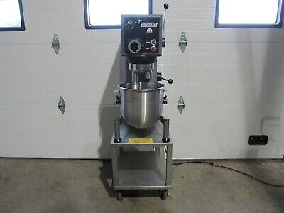 Welbilt Varimixer 20 Qt. Model W20 Commercial Mixer Planetary Mixer