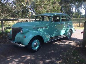 Chevrolet 1939