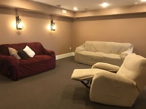 Sofa, love seat & couch