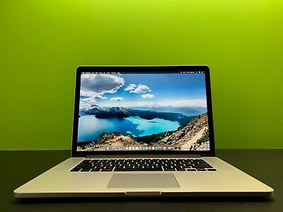 MACBOOK PRO 15 | 2014/2015 | RETINA DISPLAY | 16GB | 1TB SSD | i7 | WARRANTY |
