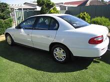 2000 Holden Commodore Acclaim Sedan 134000k Glenelg North Holdfast Bay Preview