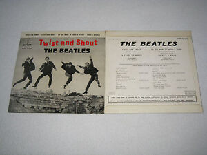 THE-BEATLES-TWIST-AND-SHOUT-SPANISH-ORIGINAL-FIRST-ISSUE-EP-7-034