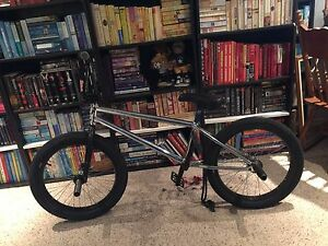 Fully custom bmx bike