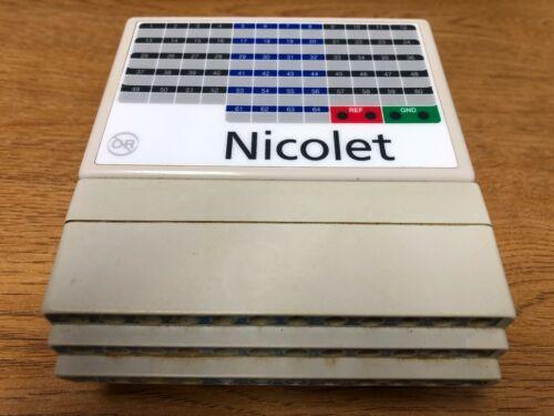 Natus Nicolet C64NOR100203-0 Issue:4 C64 NON OR AMP