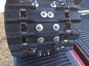 121 x15 studded snowmobile track
