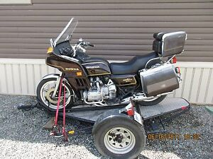 1978 Honda Goldwing