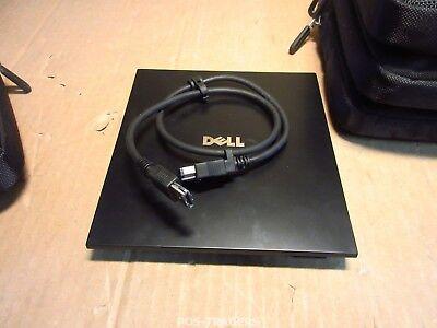 Dell K01B  Latitude / Precision E-Media Bay External E-SATA Drive Bay DVD/RW P