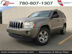 2005 Jeep Grand Cherokee 4X4, LEATHER!!