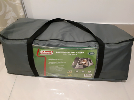 Coleman lakeside 4 family tent & coleman lakeside | Gumtree Australia Free Local Classifieds