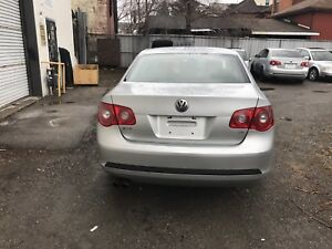 2006 VW Jetta 2,5L Complete Part Out